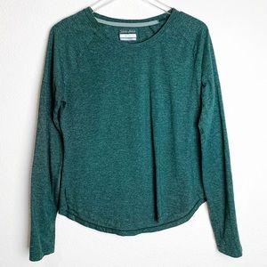 Columbia Omni-Wick Long Sleeve Camp Shirt